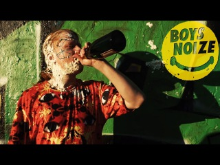 Boys Noize - Birthday feat. Hudson Mohawke & Spank Rock (Official Video)