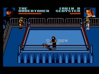WWF Steel Cage Challenge (Sega Game Gear) (By Sting)