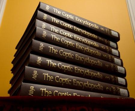 Coptic Encyclopaedia Vol