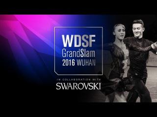 Tsaturyan - Gudyno, RUS |2016 WDSF GrandSlam Latin Wuhan |R2, Samba