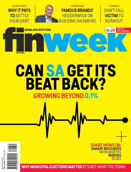 Finweek - 28 July 2016 vk.com