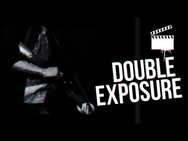 Эффект двойная экспозиция The effect of double exposure Sony Vegas Pro
