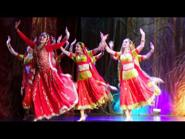 Ranjha Ranjha Karte Karte, Indian Dance Group Mayuri, Russia
