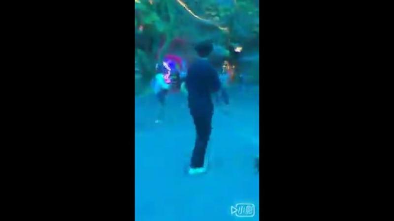 [VK][09.06.16] Chimelong Ocean Kingdom Theme Park, Zhuhai, China @ 农农农酱