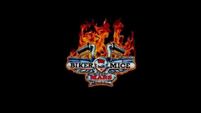 Biker Mice From Mars theme song (with lyrics)