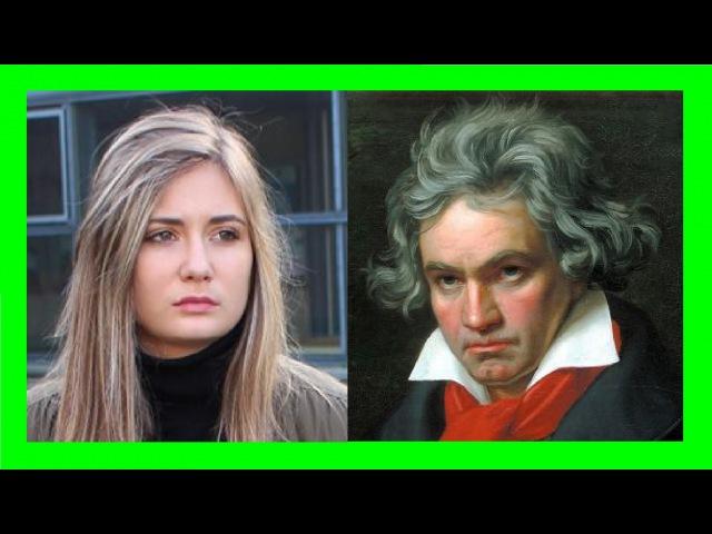 SOLO Tina S Ludwig van Beethoven Moonlight Sonata 3rd Movement The Best