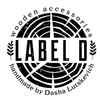 Label D.Wooden Jewelry