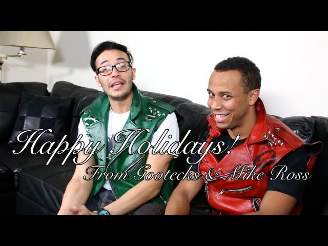 Happy Holidays from Gootecks Mike Ross