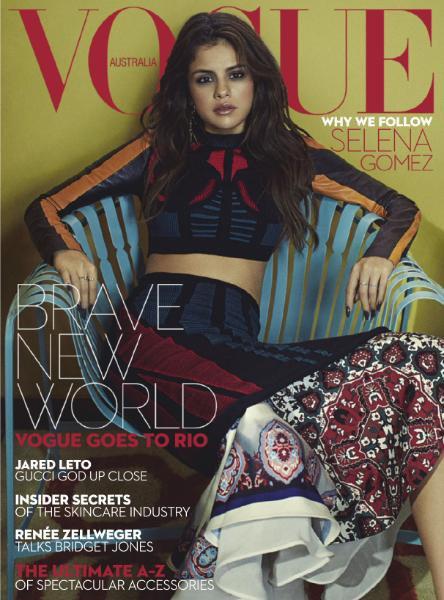 Vogue Australia - September 2016