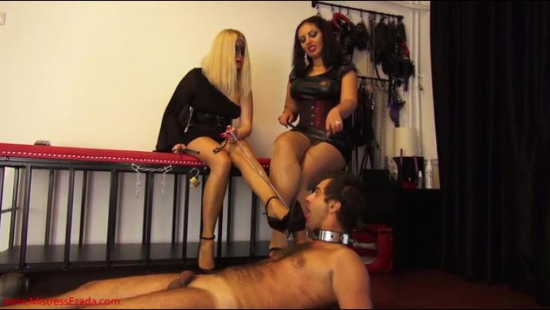 Mistress Ezada: Forced To Worship High Heel