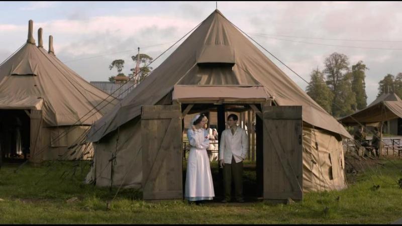 Багряное поле 2014 6 серия из 6 Страх и Трепет