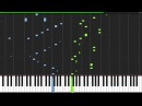 Light of the Seven - Game of Thrones Piano Tutorial Synthesia Akmigone