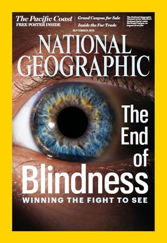 National Geographic USA September 2016