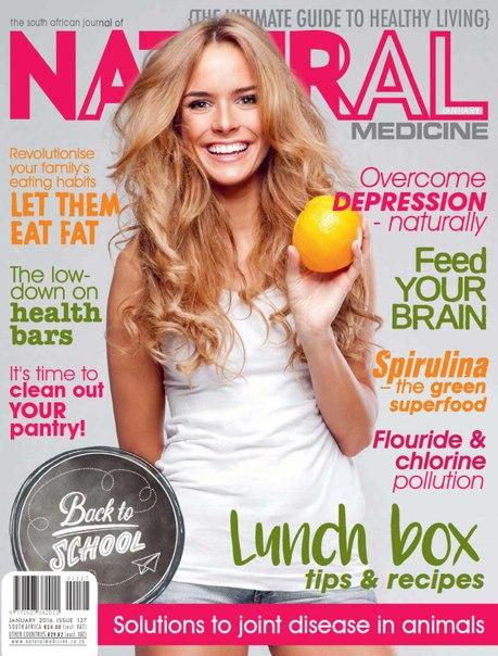 Natural Medicine - January 2016 vk.com