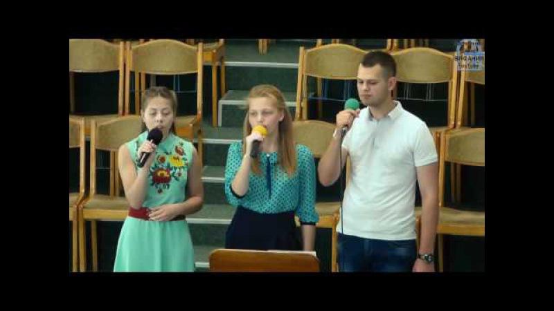 2016.05.29 общегородское молодежное в церкви Вифания