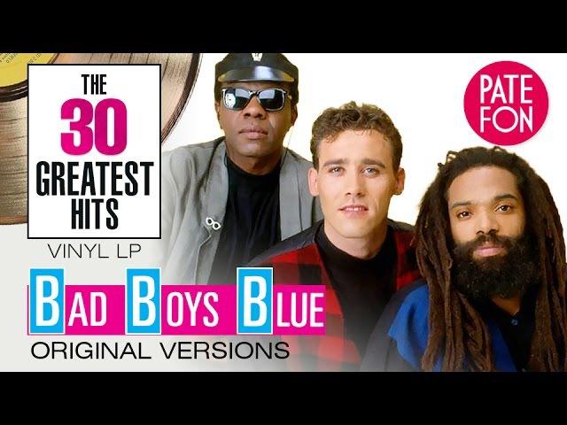 BAD BOYS BLUE - 30 GREATEST HITS (Original versions)LP Vinyl Quality