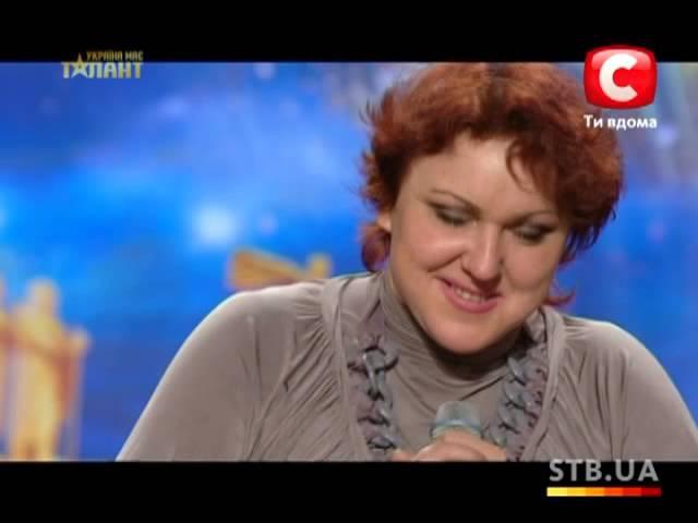 Екатерина Соколенко «Україна має талант-5» Кастинг в Донецке
