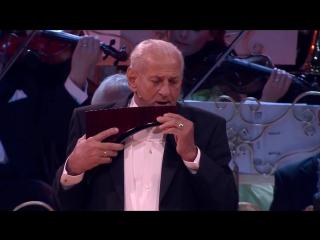 "Джеймс Ласт. ""Одинокий пастух"". Исп. Георге Замфир (пан-флейта) и ""Иоганн Штраус оркестр"" п/у Андре Рьё"