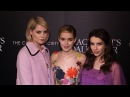 The Blackcoat's Daughter with Emma Roberts Kiernan Shipka Lucy Boynton
