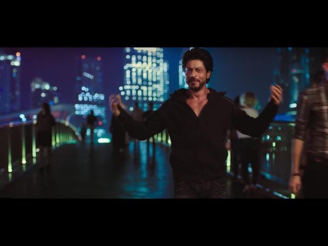 Shah Rukh Khan's personal invitation to Dubai BeMyGuest Visit Dubai