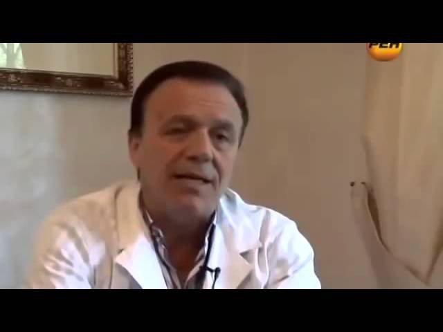 Натуральная сода Рак лечится содой Тулио Симончини