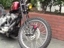 1985 Harley Davidson FXST 1-3 4 pipes with SMITHY-SILENCER 4 speed