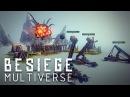 Besiege Multiverse Trailer Multiplayer Level Editor Update