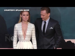Tom Hiddleston And Brie Larson-I catch your eyes