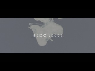 Hedone 003 Rommek Blueprint Records UK, Hrdstedt SE, Tollcrane PK