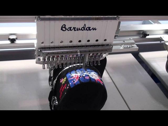Вышивальная машина Barudan BEXY S1506CII