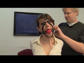 Ea harness ballgag
