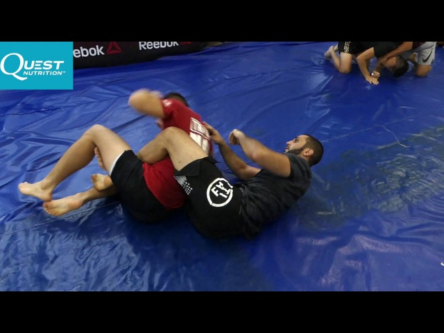 Why and How to Incorporate Wrestling in your BJJ Training - Coach Zahabi