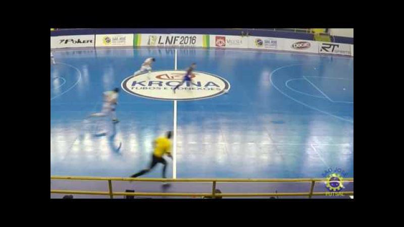 7ª RODADA Melhores Momentos São José Futsal x ALAF LNF