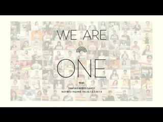 Tanya x amei x sandy x naying x rainie x elva x alin x s - we are one