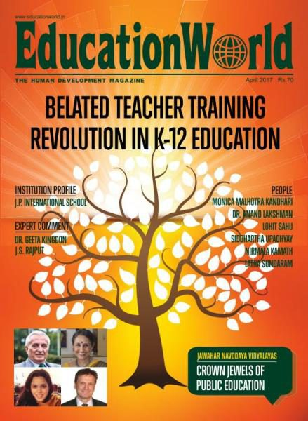 EducationWorld - April 2017