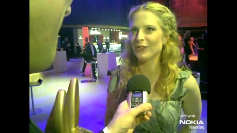 Diana Amft war nicht enttäuscht on Vimeo