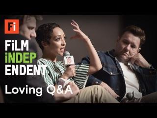 Jeff Nichols, Ruth Negga and Joel Edgerton - 'Loving' Q&A | 2016 Film Independent Forum
