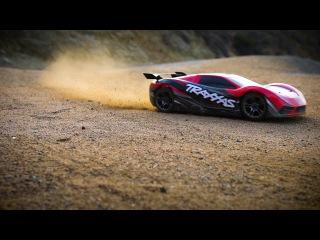 Supercar Canyon Run   Traxxas XO-1