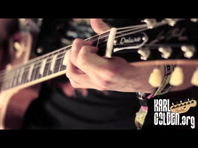 Knockin' On Heaven's Door by Guns N' Roses INSTRUMENTAL GUITAR COVER