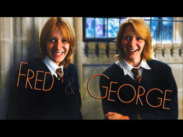 The Weasley Twins Mischief Managed