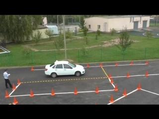 экзамен на площадке РЭО ГИБДД г. Ярославля  с 01 сентября 2016