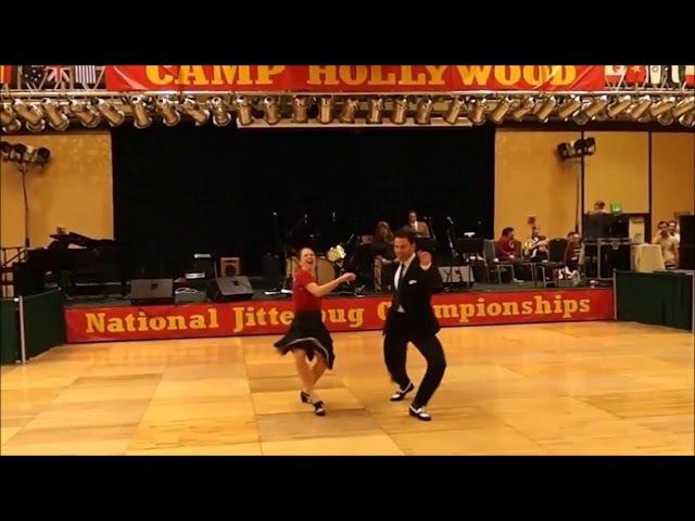 Band ODESSA - А мы танцуем! Танцуют Сандра Рёттиг и Штефан Зауэр