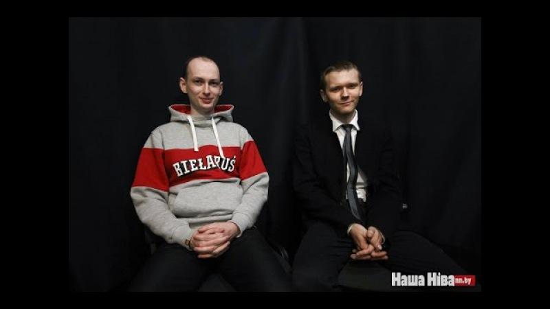 Анлайн дэбаты пісьменнік камуніст Лазуткін супраць Пальчыса