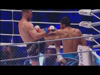 Штефан Пютц vs Рашид Юсупов, M-1 Challenge 74