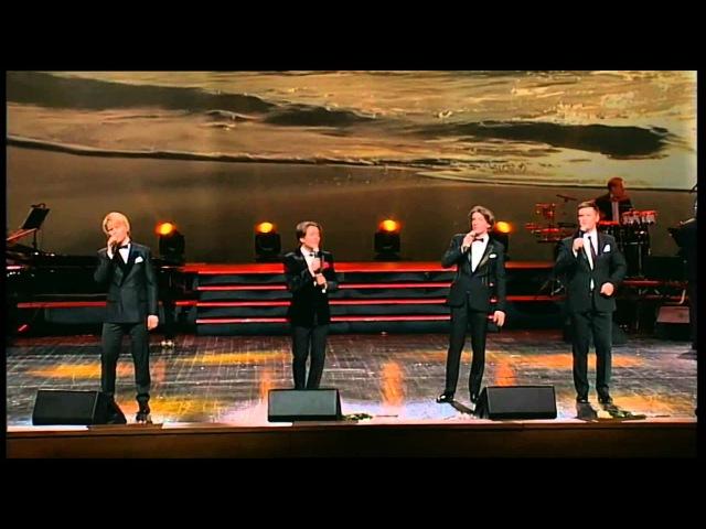 Группа КВАТРО. Besame mucho (Conzuela Velasques) (Живой звук)