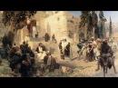 ВАСИЛИЙ ПОЛЕНОВ. Христос и грешница. Библейский сюжет