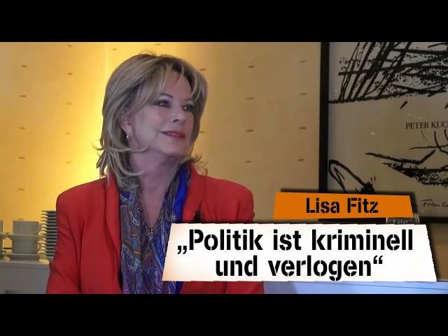 """""""Die Politik ist so dermaßen kriminell und verlogen Lisa Fitz bei SchrangTV Talk"""