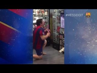 Реакция фанатов «Барселоны» по всему миру на победный гол Месси