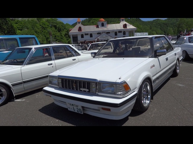 TOYOTA CROWN S12 SUPER CHARGER  トヨタ クラウン S12 スーパーチャージャー
