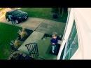 В Огайо девочку унесло ветром когда она шла домой